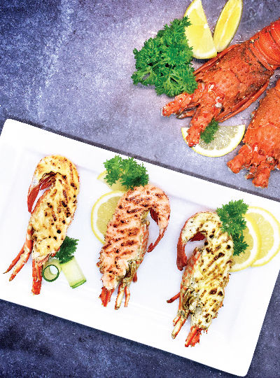 Get ready for Lobster Frenzy at Nihon Mura Express